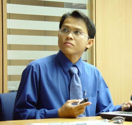 Dr Prapong Klysubun