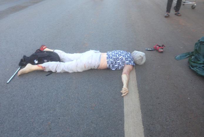 ชาวสวีเดนถูกรถชนดับ3