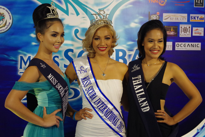 ด่วน!  รับสมัครสาวไทยร่วมประกวด Miss Scuba Thailand 2015
