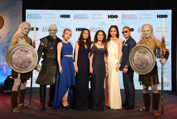 """ยิ่งใหญ่!HBO จับมือ AIS เปิดตัวซีรีส์ดัง """"GAME OF THRONES ซีซั่น 7""""เวอร์ชั่นพากษ์ไทย"""