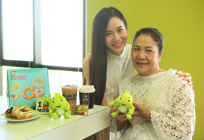 เอไอเอส ส่งความสุขต้อนรับเทศกาลวันแม่ มอบสิทธิพิเศษและของขวัญจากใจลูกสู่แม่