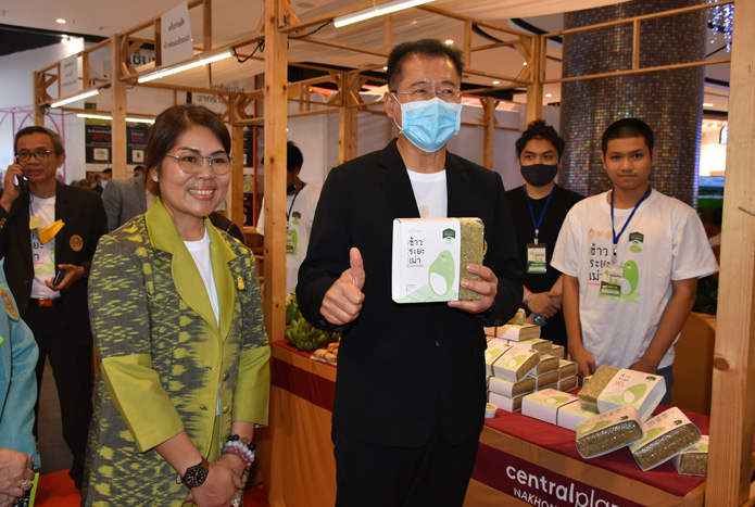 สุดยอด! นักวิจัย ม.ราชภัฎโคราชพบข้าวเม่าหอมมะลิอัจฉริยะบำรุงสมอง เพิ่มมูลค่าข้าวไทย