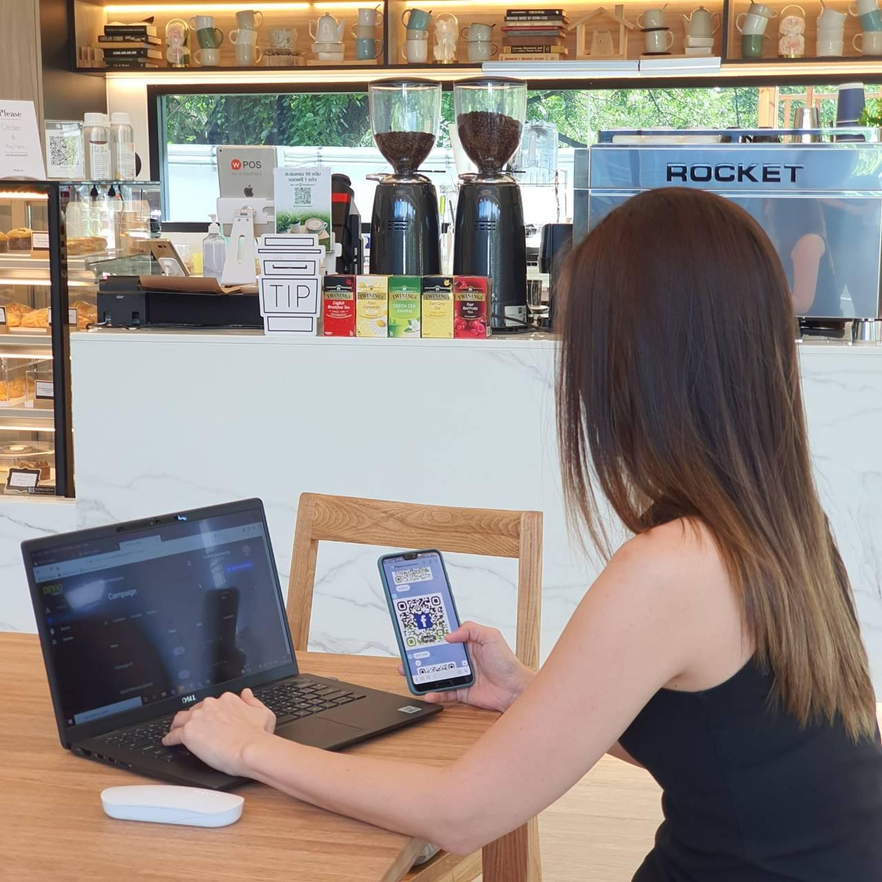 AIS จับมือ LINE ช่วยร้านค้าเจาะใจลูกค้าด้วยโปรโมชั่น Real Time
